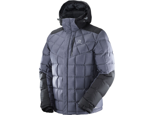 Salomon Icetown Jacket Herren dark grey heather